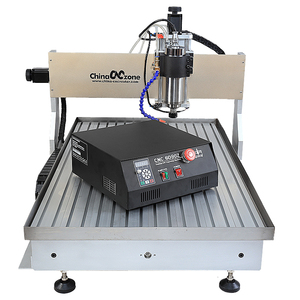 Mini CNC 9060 Milling Machine For wood aluminum cooper