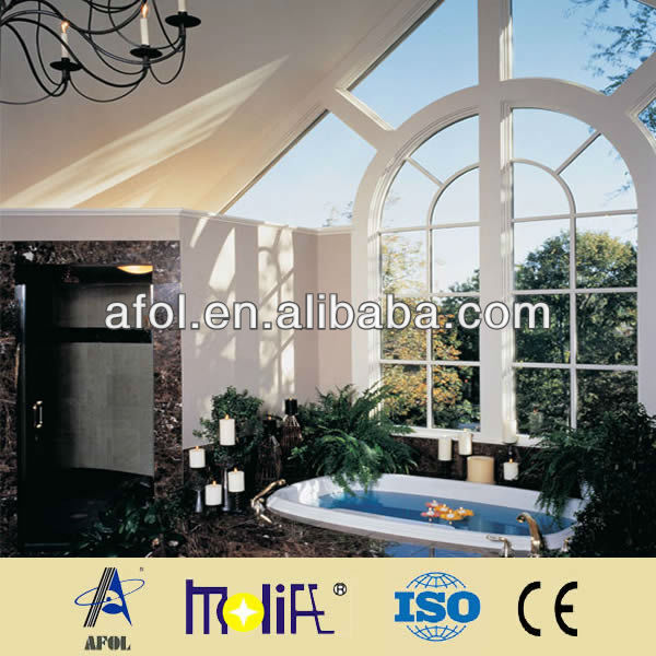 Arch Fixed Window,Round Top Windows,Top Arch Windows