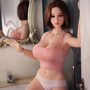 New 161cm Cheap Silicone Sex Doll Made In China Big Booty G Cup Asian