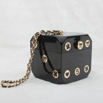 Customization Welcomed Hot Fashion Dice Handbags