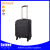 New product 2016 colored primark luggage, top 10 brands washing nylong luggage trolley bags