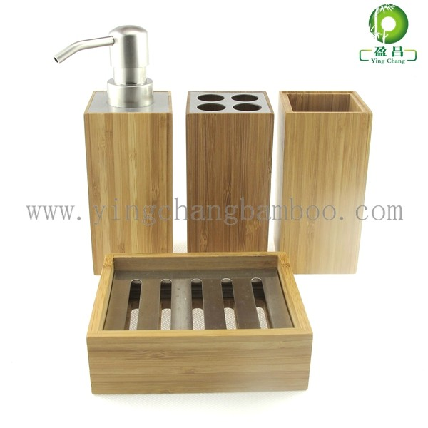 Wooden Bathroom Accessories, Wooden Bathroom Accessories Suppliers And  Manufacturers At Alibaba.com