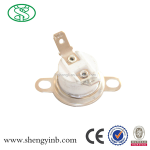 Chinese factory price KSD301 coffee maker thermostat