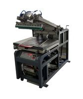 PRY-6090G Silk Screen Print Press / One Color Screen Printing Press Machine