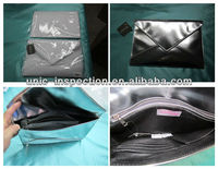 Inspection Company offer Handbag Quality Control in China and Product Quality Inspection Service and Quality Assurance