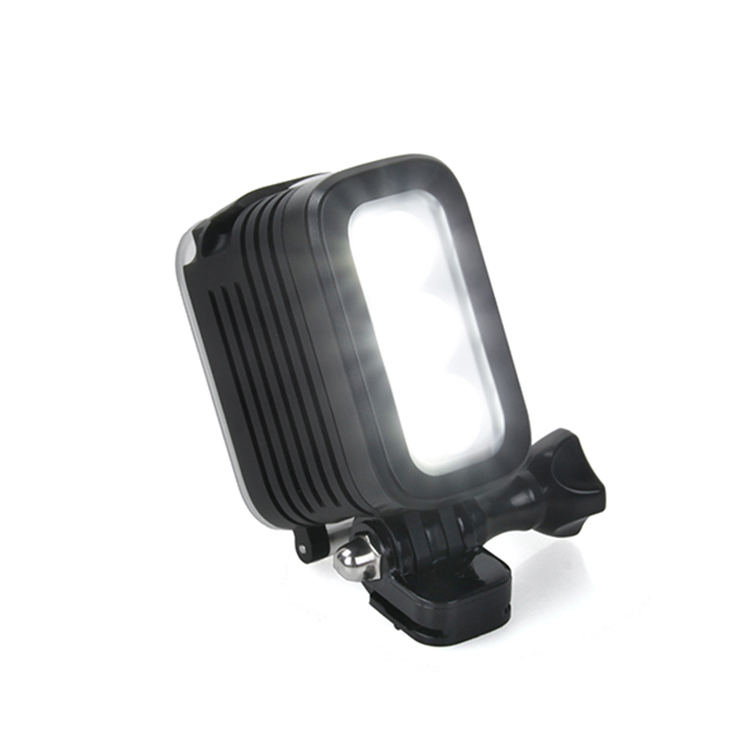 Action Camera Accessories Flash LED Night Diving Light Mount Kit for Go pro Hero4 session Xiaomi Yi,SJCAM SJ4000 SJ5000 sj6000