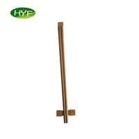 Bamboo Material Dark Colour 24Cm Tensoge Style Chopsticks
