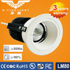 Top brightness 900lumens 10w cob led downlight china