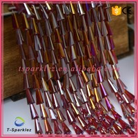 Wholesale ruby beads 4mm crystal beads for jewelry making