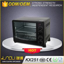 CE certificated internal lamp electric chicken rotisserie oven for sale