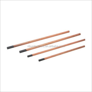 DC Copper Coated Jointed Gouging Carbon/Gouging Rods/Gouging Electrodes