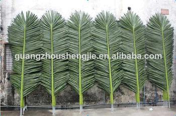 Q072605 Plastic Fake Coconut Tree Branches Artificial Palm