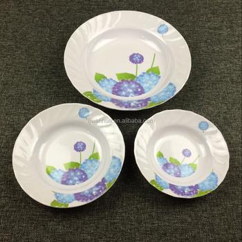 Custom cheap melamine plates indian soup plates & Custom Cheap Melamine Plates Indian Soup Plates - Buy Indian Plates ...