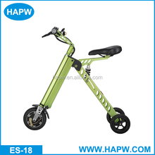 Electric Personal Transport Vehicle Two Wheel Light Weight Portable Folding Mini Electric Scooter electric
