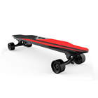 New type board belt drive electric skateboard 30 mph 2000w