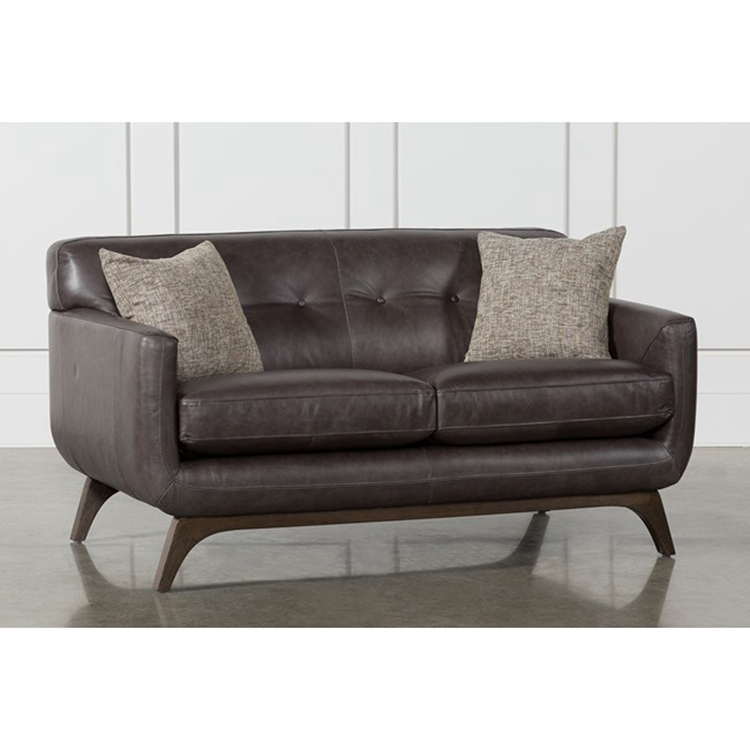 Used Chesterfield Leather Sofa Soho