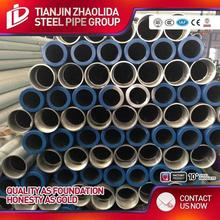 Hot rolled china gi hot dipped galvanized pipes internal thread pipe made in China