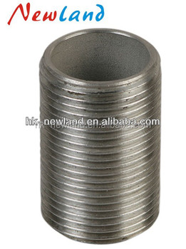NL12416 Hot sales high quality stainless steel close pipe nipples