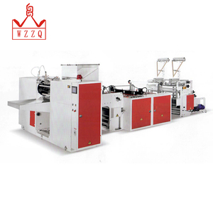 ZQ-1000PR+C2 Fully Automatic Bottom Sealing bag making Machine for Bag-on-roll with & without Core