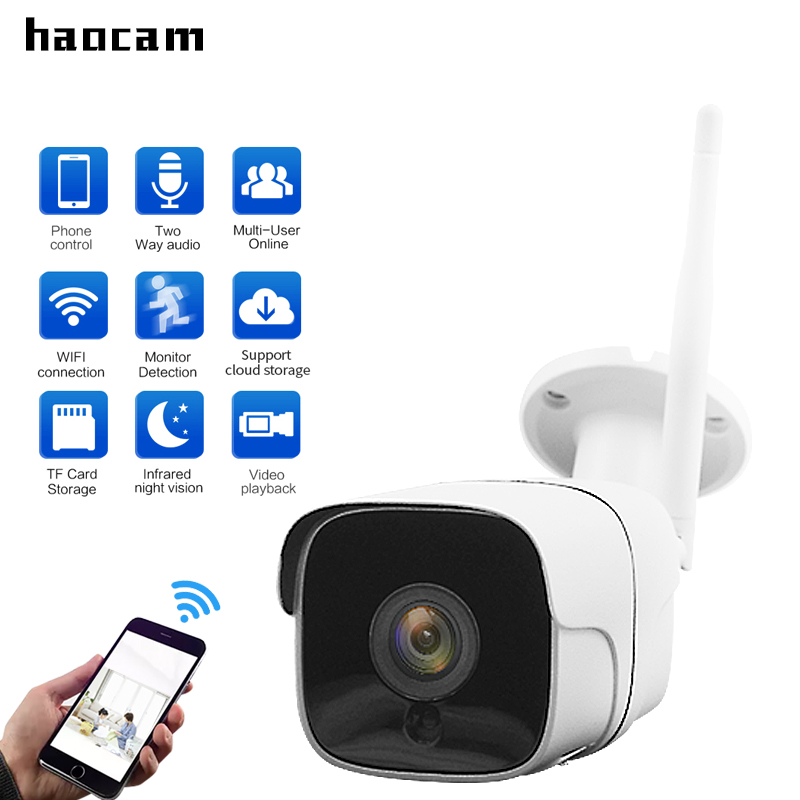 IP66 960P V380 WIFI Bullet IR Night Vision <strong>Camera</strong>