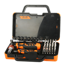 Mechanical tool kit precision torque CR-V screwdriver tool box