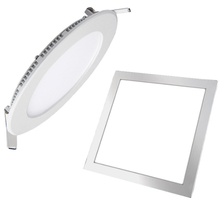 2018 מפעל מחיר 8 אינץ smd2835 slim <span class=keywords><strong>led</strong></span> <span class=keywords><strong>downlight</strong></span> <span class=keywords><strong>פנל</strong></span> 18 w