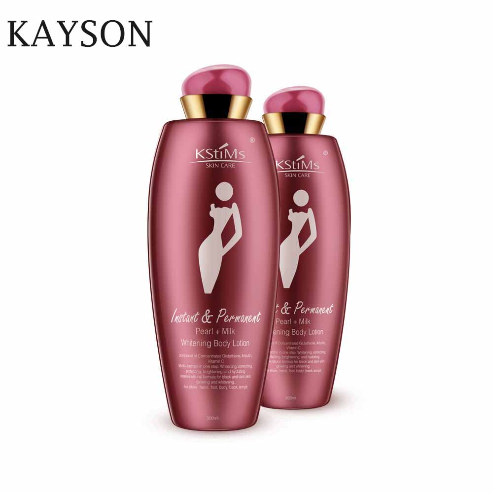 Kstime magic rose melk whitening lotion en crème