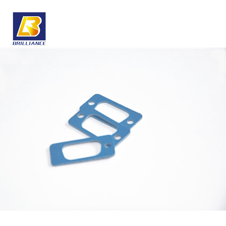 Hot sale good carbon steel flange gasket,conductive silicone gasket for EMI shielding product,carbon gasket
