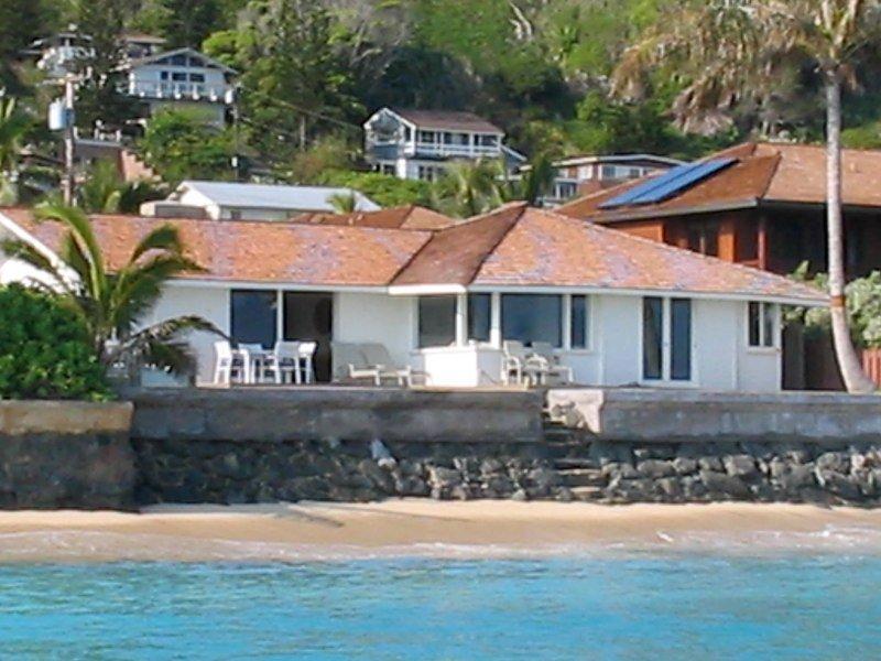Lanikai Beach Bungalow Hawaii