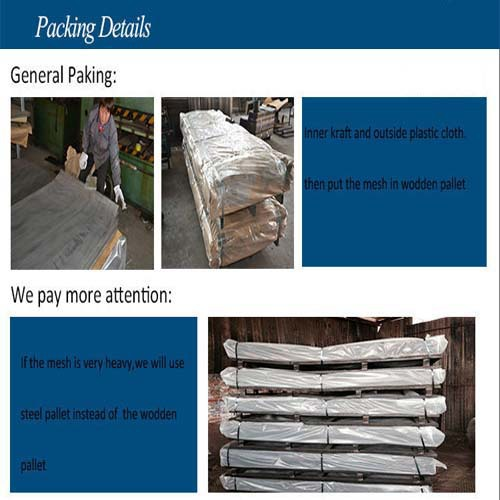 used plastic coated aluminum expanded metal