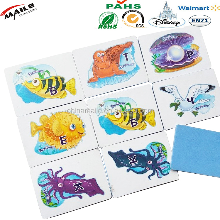 Ocean design heat sensitive temperature color changing stickers for promotion gifts