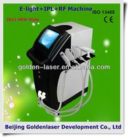 2013 Importer E-light+IPL+RF machine beauty equipment hair removal 2013 cotton seed oil mill machinery