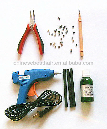 hair extension tools for prebonded hair