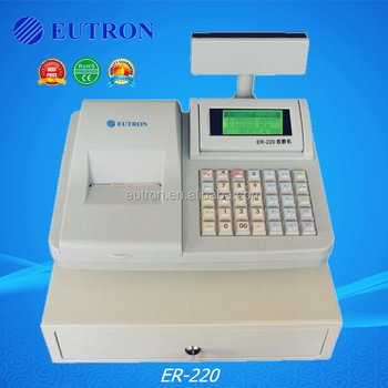 Ecr Cheap Electronic Cash Register Pos System - Buy Cash Register Pos,Cash  Register Pos,Cash Register Pos Product on Alibaba com