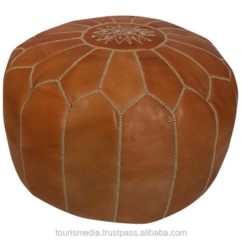 Prime Moroccan Pouf Tan Leather Pouffe Morocco Ottoman Handmade Footstoool Poufs Buy Moroccan Pouf Moroccan Leather Pouf Ottoman Footstool Moroccan Ncnpc Chair Design For Home Ncnpcorg