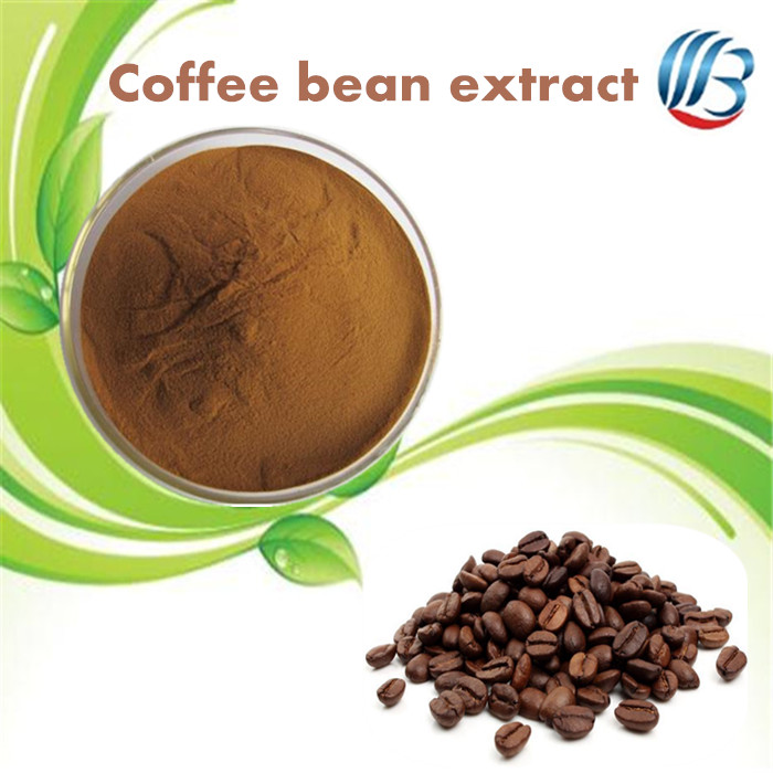 Gmp Supply Green Coffee Bean Powder Water Soluble Green Coffee