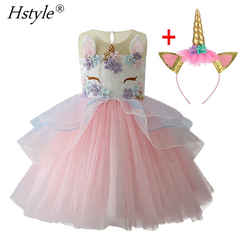 Hstyle 2019 Hot Sale Cartoon Theme Princess Girl Dress - Halloween Costume SU070