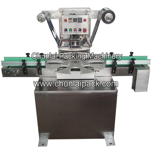 Full Automatic plastic bottle filling sealing machine for milk juice yogurt