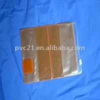 Plastic Book PVC Cover