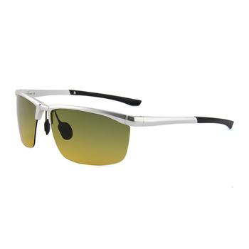 3799694c78427 Os recém-chegados 2018 óculos de visão noturna esportes ao ar livre polarizada  óculos de