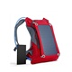 Smart Solar Panel Charger Backpack With 1.8L Hydration Pack Backpack