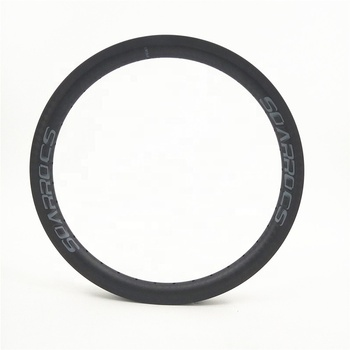 Hot Selling 20 Inch Carbon Bmx Rims 30mm Tubeless Clincher