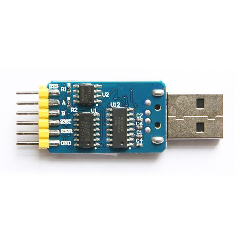 Cheap Ttl Rs232 Interface Find Deals On Line At To Level Converter Using Transistor Circuit Get Quotations Solu Cp2102 Usb Rs485 Interconversion 6 In 1 Serial Uart Module