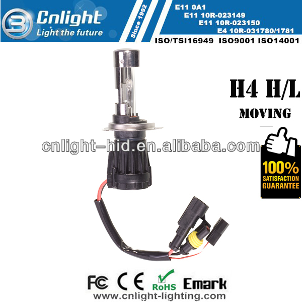 YOUR First choice!!! Original CNLIGHT h4-3 h l hid lamps