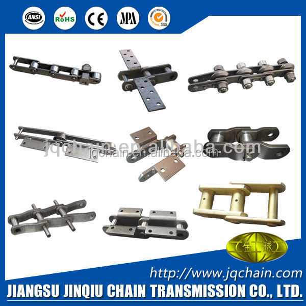 Professional nonstandard chain Manufacturer with ISO9001:2008