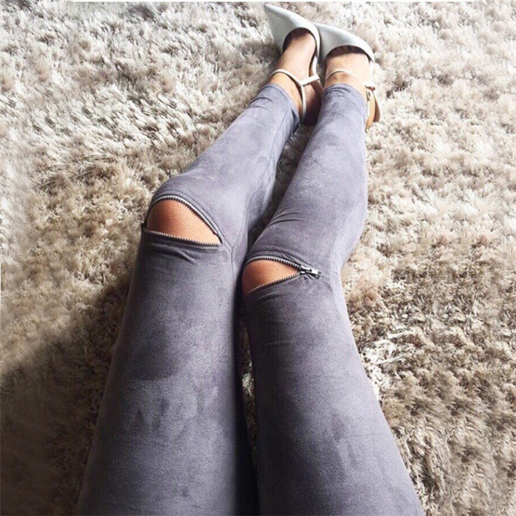 special price for hot-selling clearance exquisite craftsmanship 2019 Wholesale 2016 Summer Women Faux Leather Skinny Pants Sexy Zipped  Legging Stretch Slim Trousers Jeans From Avive, $27.47 | DHgate.Com