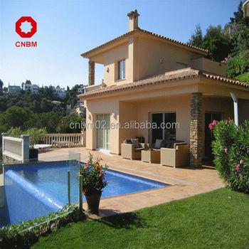 Villa economica casa prefabricada low cost prefabricated house light steel villa buy - Casas prefabricadas low cost ...