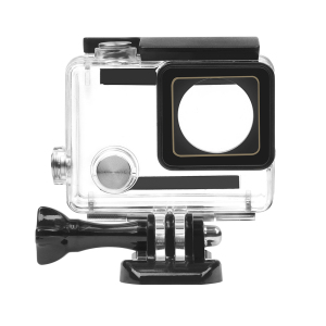 XTGP102 New version for gopro hero 3+/4 camera 30M waterproof housing case with bracket