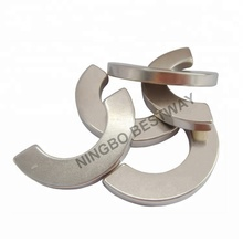Industri arc/sectored/wedge neodymium magnet untuk generator <span class=keywords><strong>turbin</strong></span> <span class=keywords><strong>angin</strong></span> vertikal