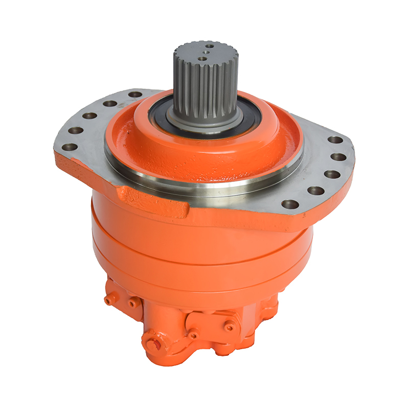 Poclain MS05 MSE05 Hydraulic Drive Wheel/Shaft Radial Piston Motor For Sale